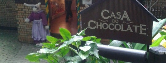 Casa do Chocolate is one of Lieux qui ont plu à Ranna.