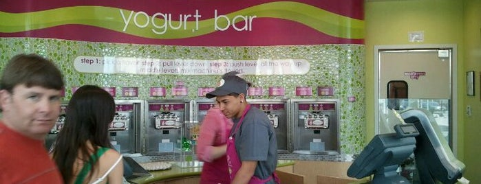 Menchie's is one of Gluten Free Friendly in CO.