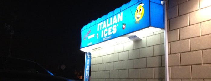 Ralphs Famous Italian Ices is one of New York.