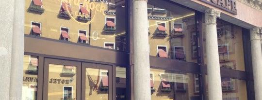 Hard Rock Cafe Venice is one of Hard Rock Cafes I've Visited.