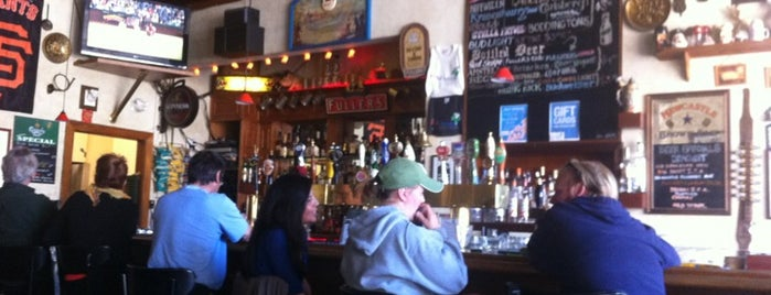 The Pig and Whistle is one of SF.