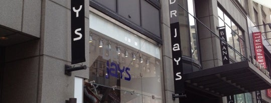 Dr Jays is one of Top NYC Sneaker Shops.