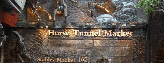 Camden Stables Market is one of London's Must-See Attractions.