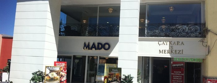 Mado is one of Erzurum.