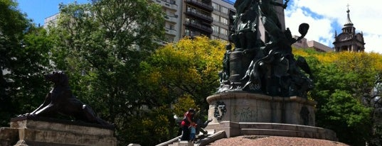 Praça da Matriz is one of Porto Alegre.