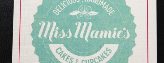 Miss Mamie's Cupcakes, Cakes, And Such is one of Atlanta, GA.