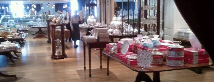Fortnum & Mason is one of London for New Yorkers [shop].