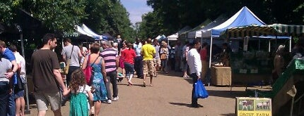 Alexandra Palace Farmer's Market is one of Posti che sono piaciuti a Dan.