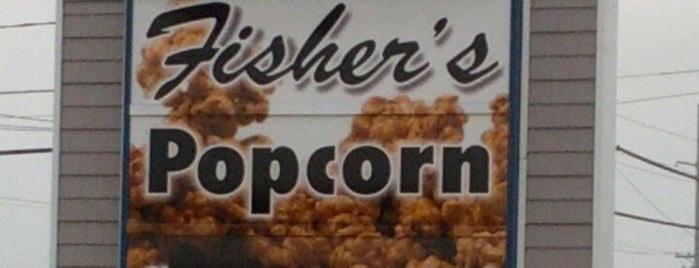 Fisher's Popcorn is one of Cece's Places-2.