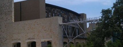 Henry B. Gonzalez Convention Center is one of StorefrontSticker #4sqCities: San Antonio.