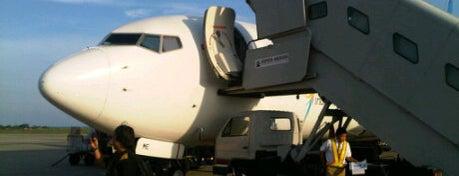 Sultan Aji Muhammad Sulaiman Sepinggan Balikpapan International Airport (BPN) is one of Airports - worldwide.