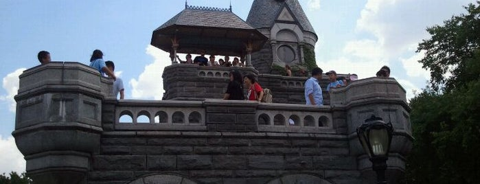 Belvedere Castle is one of Interesting....