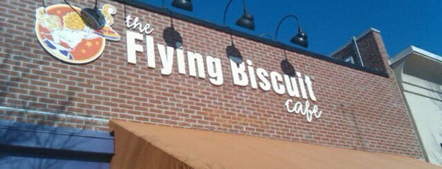 The Flying Biscuit is one of North Carolina // Triangle.