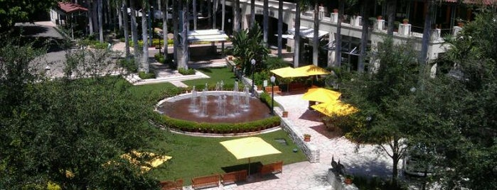 Shops at Merrick Park is one of THE LIST.