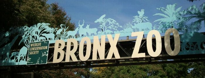 Bronx Zoo is one of Zoo York City - Pogby's Top 5 Wildlife Locations.