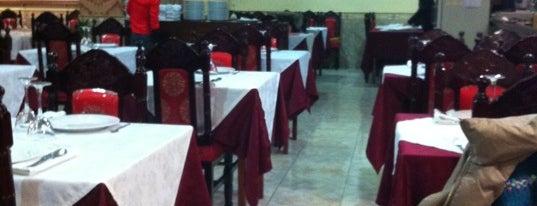 Restaurante chino Fu li is one of Locais curtidos por Gerardo.