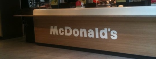 McDonald's is one of Mathieu 님이 좋아한 장소.
