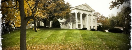 Hawthorne Hill is one of Museums and Culture - Dayton.