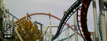 Dragon Challenge is one of My vacation @Orlando.