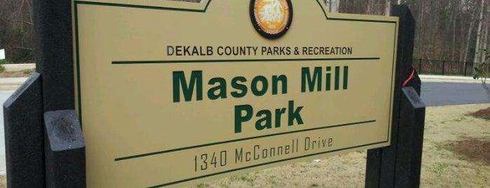 Mason Mill Park is one of Gespeicherte Orte von Kelli.