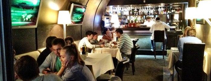 Ресторан Offside is one of RestoUp Top (1200 - 2500 руб), СПб.