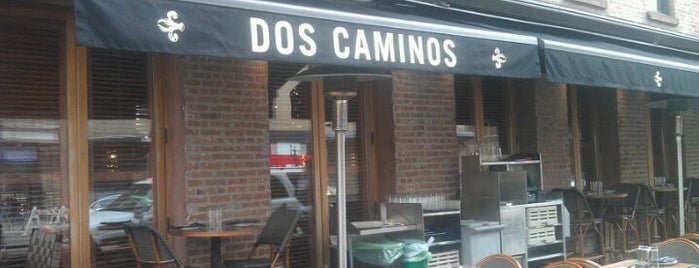 Dos Caminos is one of recanto do  guereiro.