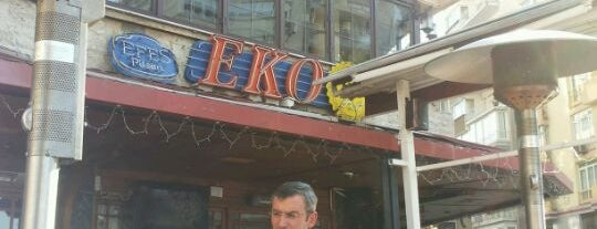 Eko Pub is one of Locais curtidos por Berkan.