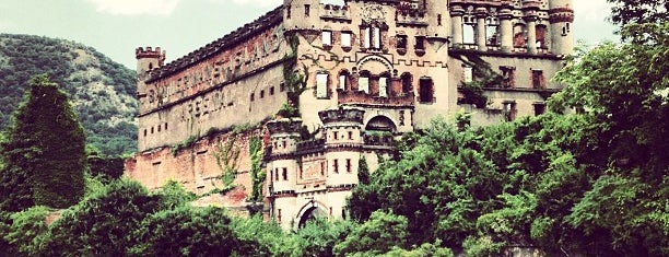 Bannerman Island (Pollepel Island) is one of NYC-Toronto Road Trip.
