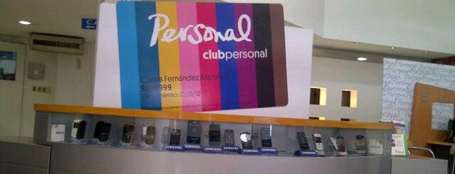 Oficinas de Personal Paraguay