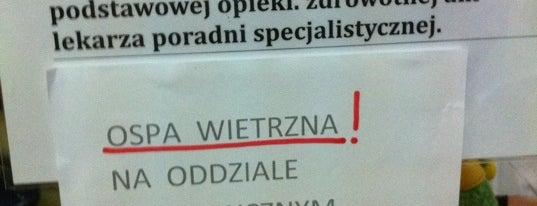 Izba Przyjęć Szpitala Dziecięcego im. prof. dr. med. Jana Bogdanowicza is one of tredozio.