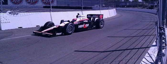 Sonoma Raceway is one of My NASCAR.
