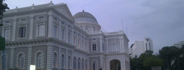 National Museum of Singapore is one of FindYourWayInSG Singapore Top Visits.