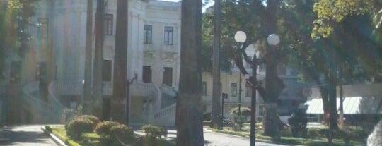 Hospital Central do Exército (HCE) is one of Tempat yang Disukai Karina.