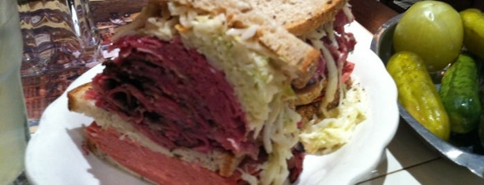 2nd Ave Deli is one of Great food in New York City.