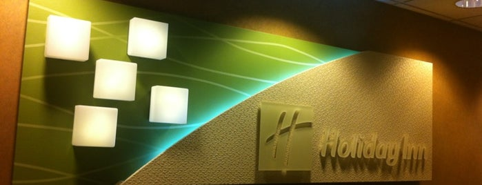 Holiday Inn is one of Gavin 님이 좋아한 장소.