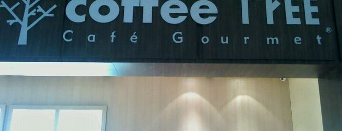 Coffee Tree is one of Specialty Coffee.