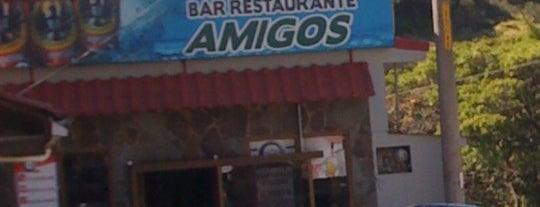 Bar Amigos is one of Lugares favoritos de Patrick.