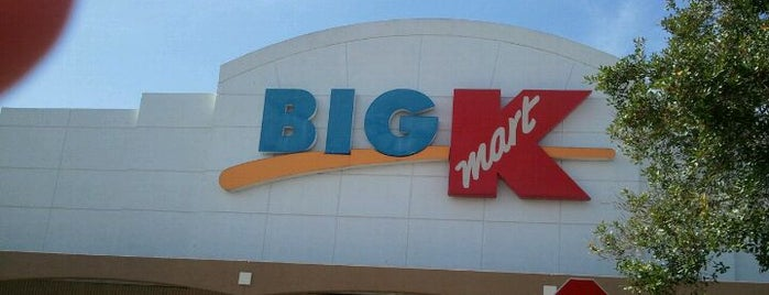 Kmart is one of Shopping in St Pete and Clearwater.