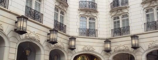 Steigenberger Wiltcher's is one of Hotels I advise.