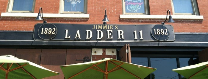 Jimmie's Ladder 11 is one of Lieux qui ont plu à Tom.