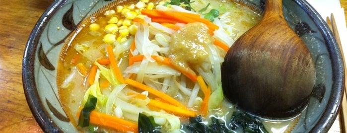 Misoichi is one of ラーメン☆つけ麺.