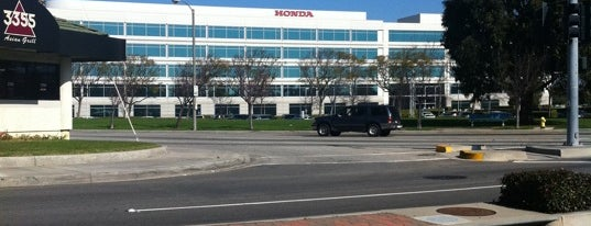 American Honda Motor Co., Inc. is one of My favoite places in USA.