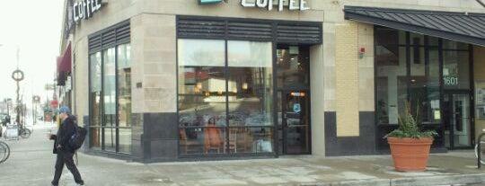 Caribou Coffee is one of Quza-Fly Prishtina.