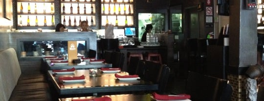 Baan Thai House & Wine Bar is one of Lieux qui ont plu à Ben.