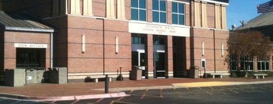 Jefferson Parish Library is one of สถานที่ที่ Christopher ถูกใจ.
