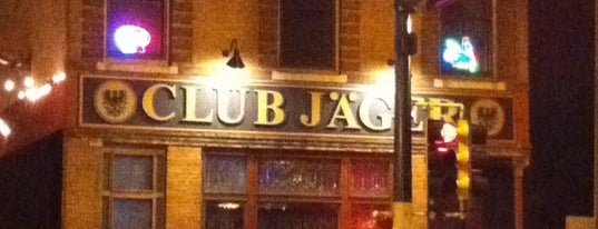 Clubhouse Jäger is one of Best Spots in Minneapolis, MN!.