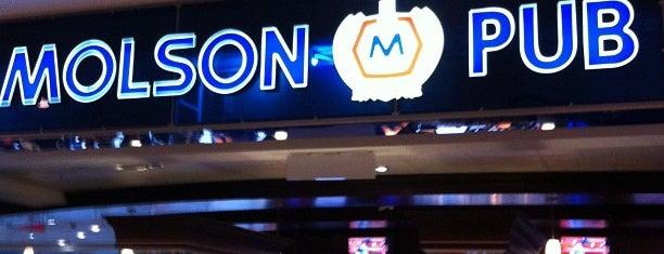 Molson Pub is one of Sonny : понравившиеся места.