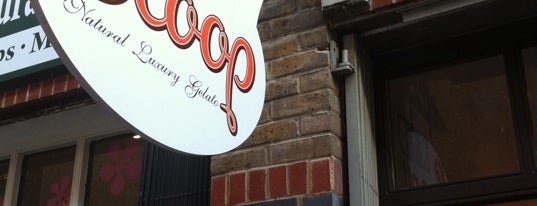 Scoop is one of London.