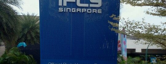 iFly Singapore is one of The best of Singapore.