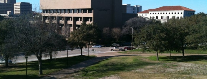 The Lyndon Baines Johnson Library and Museum is one of University of Texas Tour.